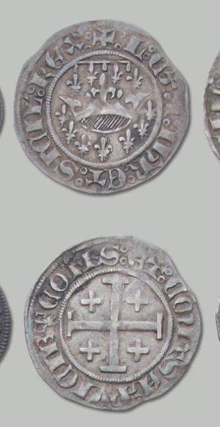 Louis et Jeanne de Tarente (1347-1362) 2...
