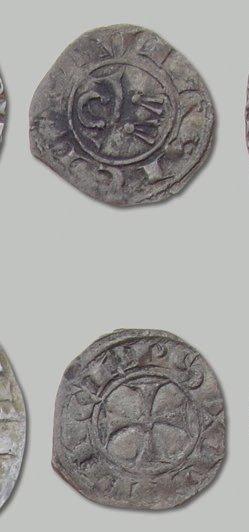 PRINCIPAUTÉ d'ORANGE 18 Monnaies variées:...