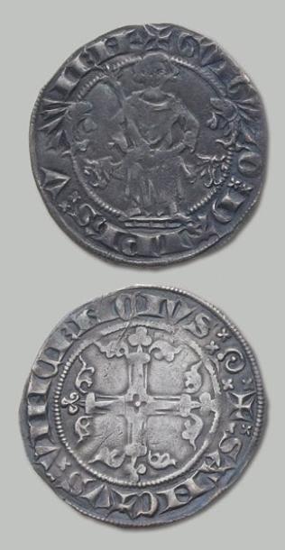 ÉVÊCHÉ de GRENOBLE: GUIGUES VIII (1319-1333)...