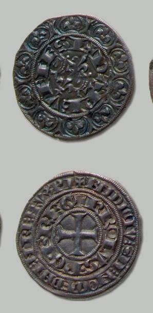 Gros d'argent Delphinal. PA 4898. Très rare...