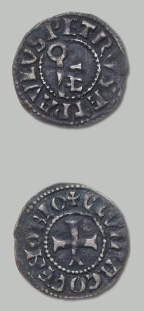 8 Monnaies (Brioude, Le Puy, Cluny, Bourbonnais)....