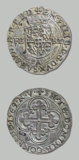 AMÉDÉE IX (1465-1472) Parpaillole (Simonetti...