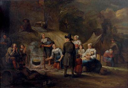 Atelier de Gillis Van TILBORG (1578-1632)