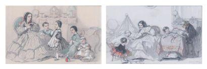 Eugénie MORIN (morte en 1875)