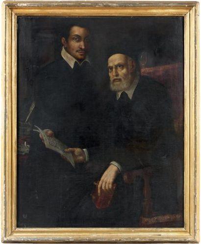 Entourage de Bartolomeo PASSEROTTI (1529-1592)