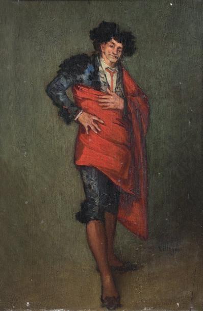 Attribué à José VILLEGAS Y CORDERO (1848-1922)