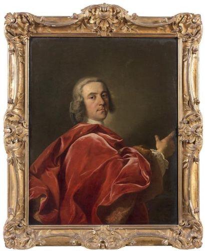 Attribué à Louis Michel van LOO (1707-1771)