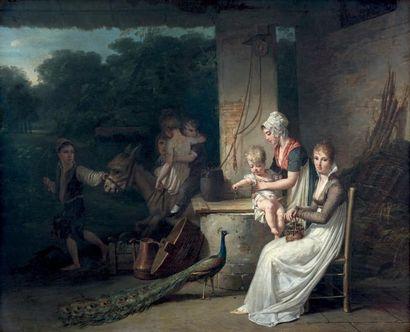 Jean-Baptiste MALLET (Grasse 1759 - Paris 1835)