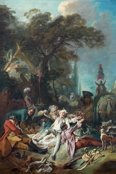 François BOUCHER (Paris 1703 - Paris 1770)
