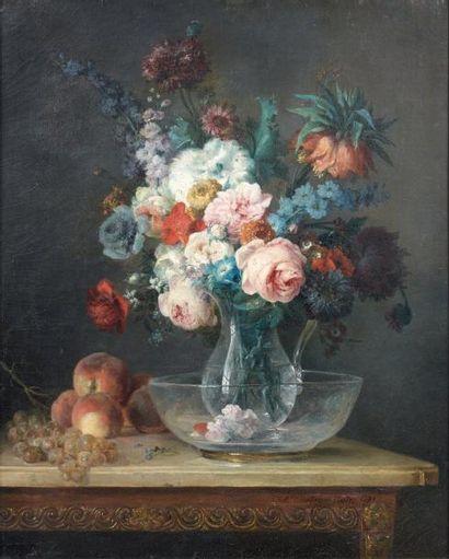 Anne VALLAYER-COSTER (Paris 1744 - Paris 1818)