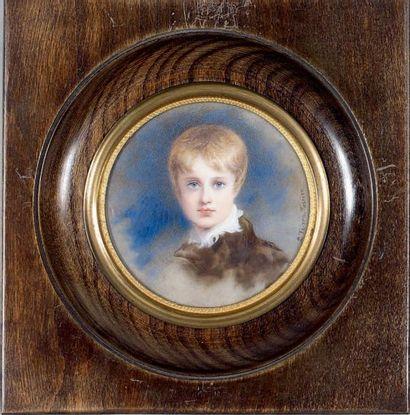 Lucienne FRISON (1889-1960), d'après LAWRENCE