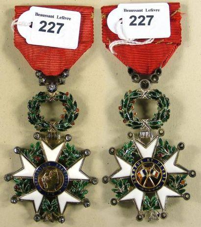 Ordre de la Légion d'honneur - IIIe République,...