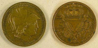Restauration - Médaille commémorative de...