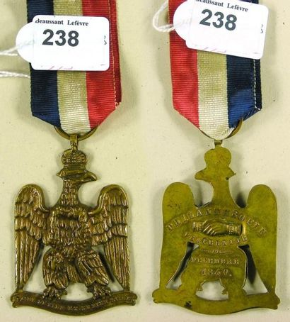 Vétérans du Premier Empire - Insigne de la...