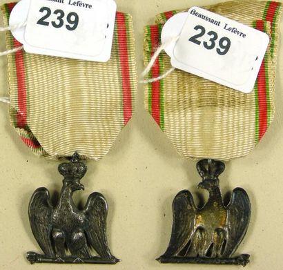 Vétérans du Premier Empire - Insigne d'une...