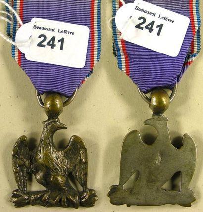Vétérans du Premier Empire - Insigne de vétéran...