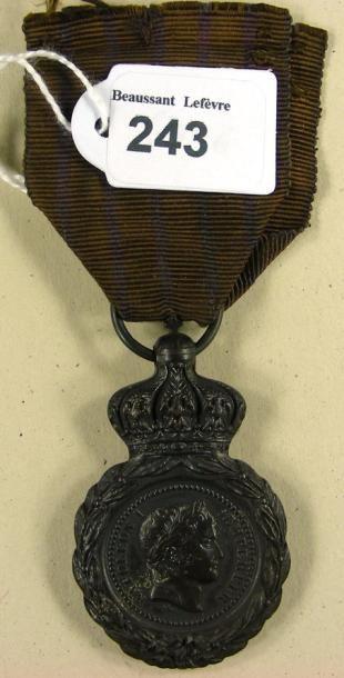 Vétérans du Premier Empire - Médaille de...