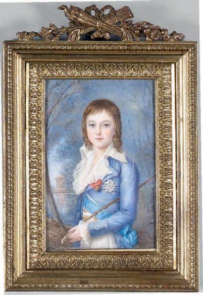 Lucienne FRISON (1889-1960), d'après KUCHARSKI