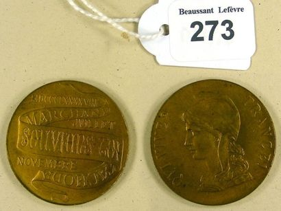 Mission Marchand, Fachoda 1898, médaille...