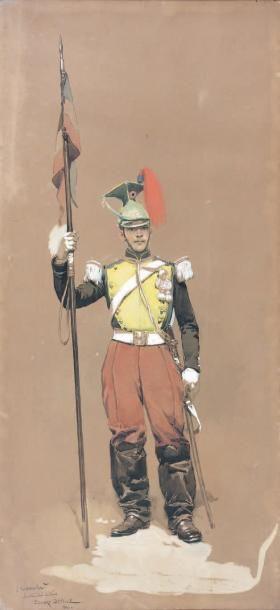 Edouard DETAILLE (1848-1912)