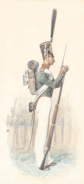 Denis-Auguste-Marie RAFFET (1804-1860)