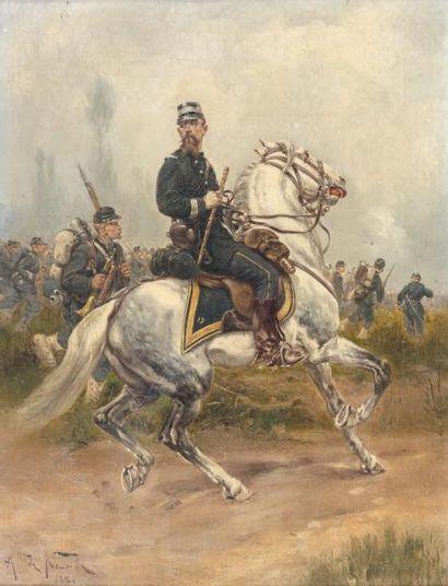 Alphonse de NEUVILLE (1836-1885)