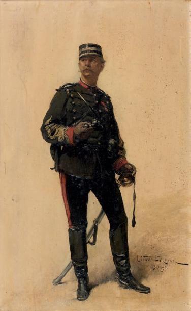 Lionel ROYER (1852-1926)
