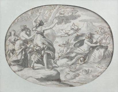 Atelier de Domenico PARODI (Gênes, 1688-1740)