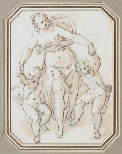 Atelier de Paolo FARINATI (1524-1606)