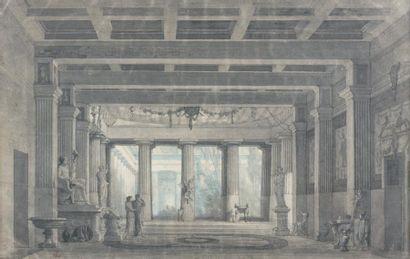 Antoine LAVASTRE (Nîmes,? - Paris, 1883)