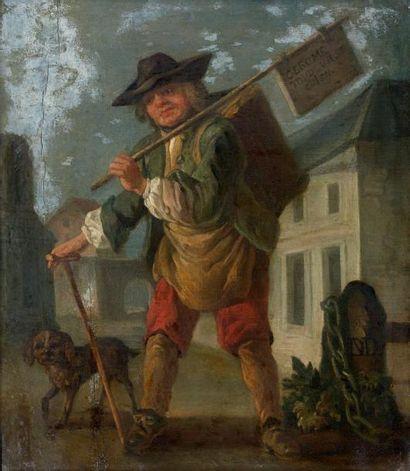 Attribué à Daniel van DYCK (1610/14-1670)