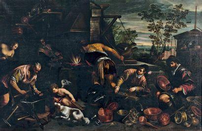 Atelier de Francesco BASSANO (1549-1592)