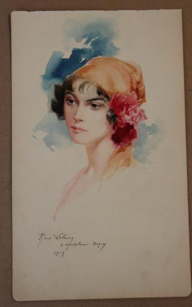 RENÉ LELONG (1871-1938)