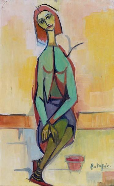 Louis LATAPIE (1891-1972)