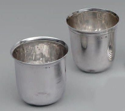 Deux timbales
