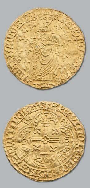 Royal d'or Crémieu. D. 455. TTB à superbe....