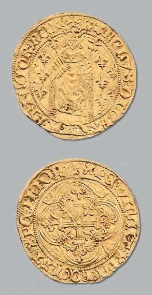 Royal d'or. Saint-Pourçain. D. 455. TTB à...