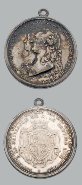 Louis XVI et Marie-Antoinette, 1781 Mariage...