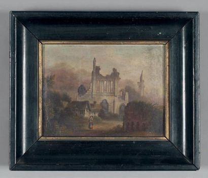 ÉCOLE FRANÇAISE de XIXe siècle
