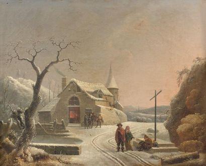 LOUIS CLAUDE MALLEBRANCHE (1790-1838)