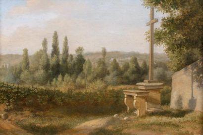Félix Antoine BOISSELIER (Paris, 1790 - Versailles, 1857)