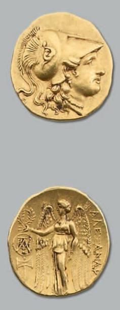 Statère d'or. 8,45 g. Milet (295-275 av....