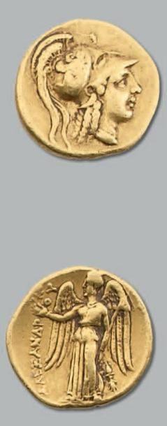 Statère d'or. 8,46 g. Sidon (333-305 av....