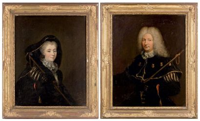 Attribué à Alexis GRIMOU (Romont vers 1678/1680 - Paris 1733)