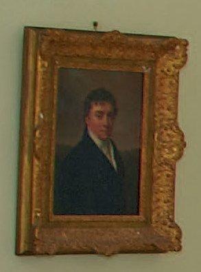 Atelier de Henri-Joseph HESSE (1781-1849) Portrait de Michel, marquis de Pomereu...