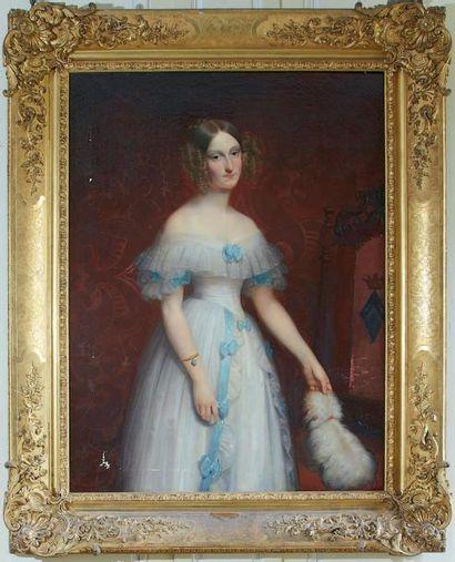 Claude-Marie DUBUFE (1790-164)