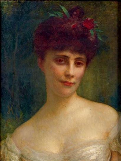 Antoine-Auguste-Ernest HEBERT (1817-1908)