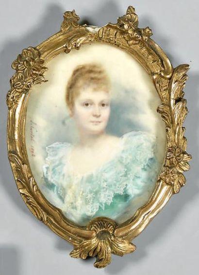 Jeanne CONTAL (active dans la seconde moitié du XIXe siècle)