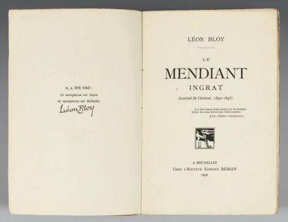 BLOY (Léon) et autour