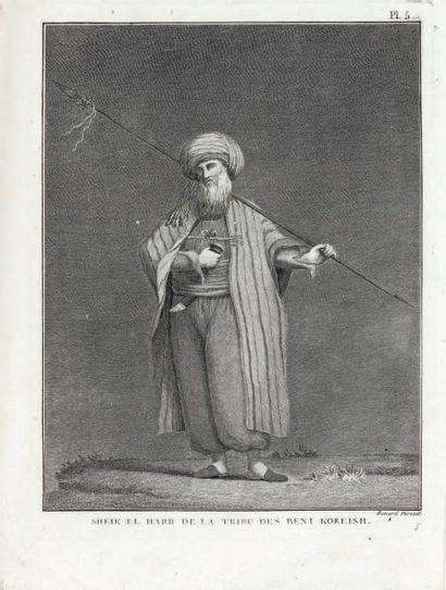 BRUCE (James) Voyage aux sources du Nil, en Nubie et en Abyssinie, pendant les années...